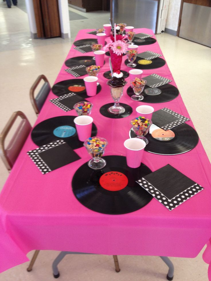 Countryside Market Bertrand decorated Ladies Tea at nursing home 50's-60&#39…