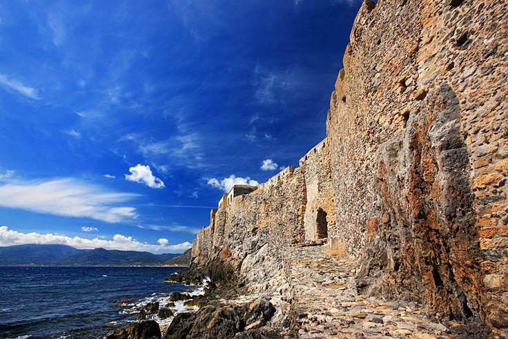 Portello (Last exit: the sea) - Monemvasia, Lakonia
