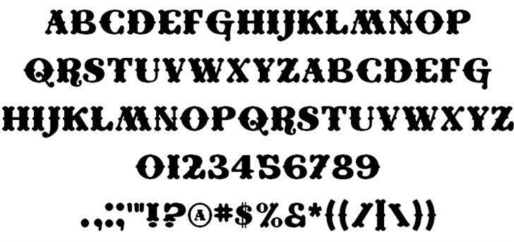 Coney Island Font Free