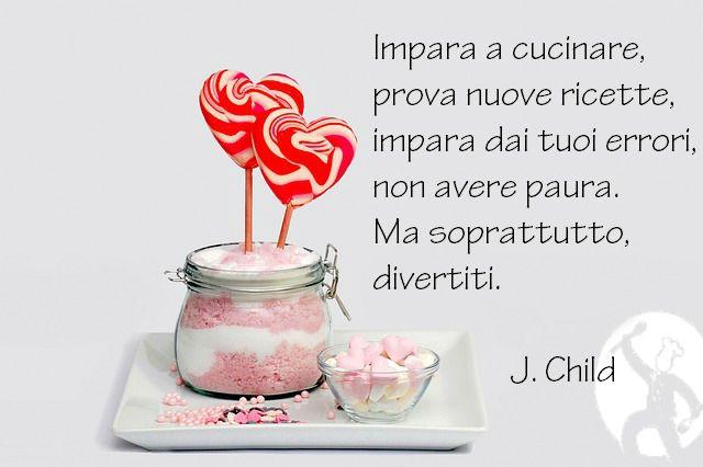 Sperimentare in cucina, una delle cose più belle!  #cucinaitaliana #homefood #ricette #frasi #aforismi