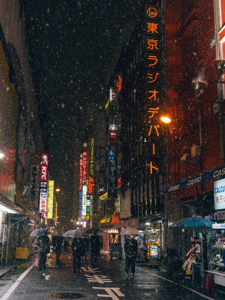 "ourbedtimedreams: "" Akihabara by Aidan Hornsby """