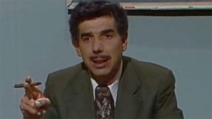O ator Rubén Aguirre como o professor Girafales em 'Chaves' || O ator Rubén Aguirre, famoso por interpretar o personagem Professor Girafales no seriado Chaves, morreu nesta sexta-feira (17 Jun 2016), aos 82 anos