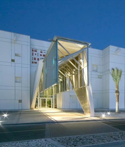 Woods Bagot - College of the North Atlantic, Qatar