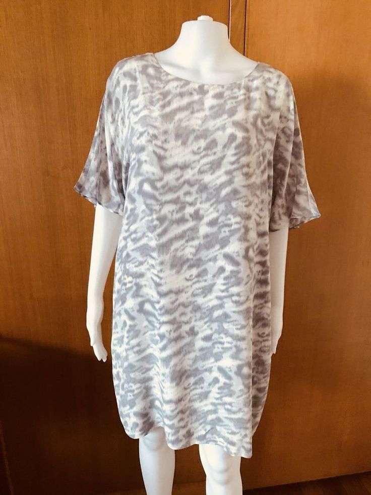 Decjuba Collection-Silk Tunic Dress-Size 12 #DecjubaCollection #Tunic #PartyCocktail