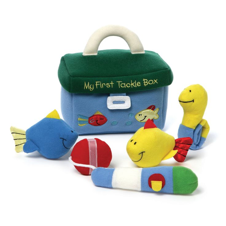 babyGUND Playset My First Tackle Box
