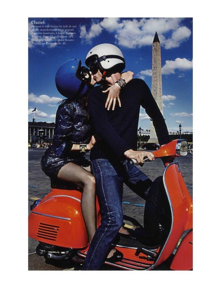 Vogue Paris - Paris Mon Amour