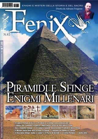 Fenix Agosto 2015 riviste italiane  Download abilitato