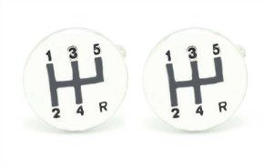 Chelsea Jewelry Basic Collections Manual Transmission Cufflinks