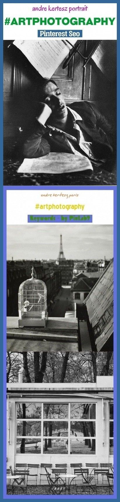 Fashion photography #Andre #kertesz #mirror Andre kertesz mirror, Andre kertesz window, Andre kertesz fork, Andre ker…