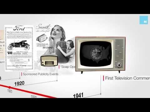 ION agencia de publicidad en línea - La revolucionaria historia de la publicidad contada en un minuto