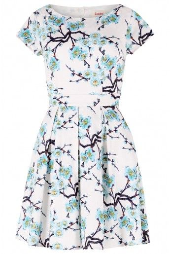 Louche Faris Flower dress, £59