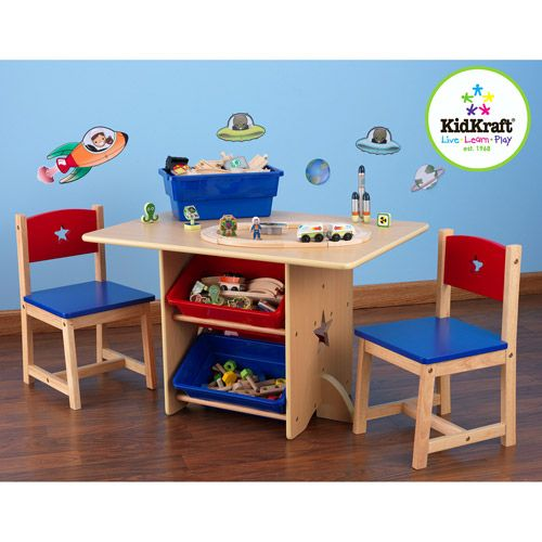 Best Daycare Images On Pinterest Playroom Ideas Games And - Walmart kids table and chair set