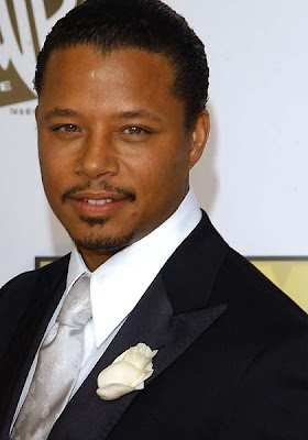 Terrence Howard - always thought he has beautiful eyes.