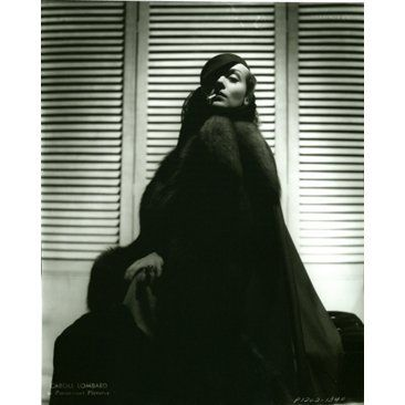 Check out this item at One Kings Lane! Carole Lombard by George Hurrell