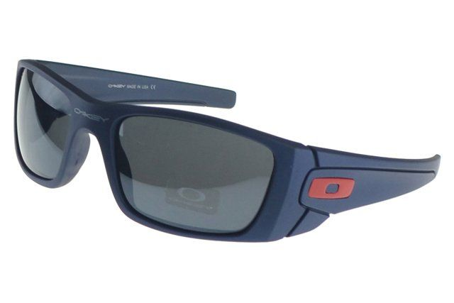 Outlet Oakley Batwolf Sunglasses blue Frame blue Lens#Oakley Sunglasses