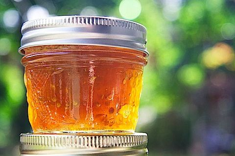 Green Tomato Marmalade - so delicious.  Make every year at the end of tomatoe season.  As with all jams i used less sugar. 9.21.13 a.r.p.