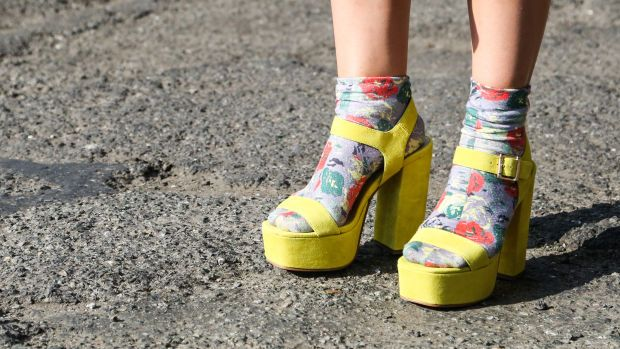 Socks and Sandals: A How-To Guide - Fashionista
