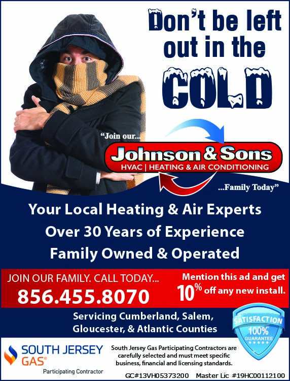 Johnson Sons Hvac Heating Air Conditioning The Post Johnson Sons Appeared First On Our Town Magazin In 2020 Heating And Air Conditioning Heating Hvac Our Town