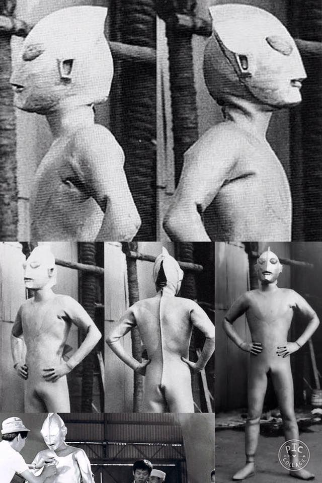 Ultraman; prototype