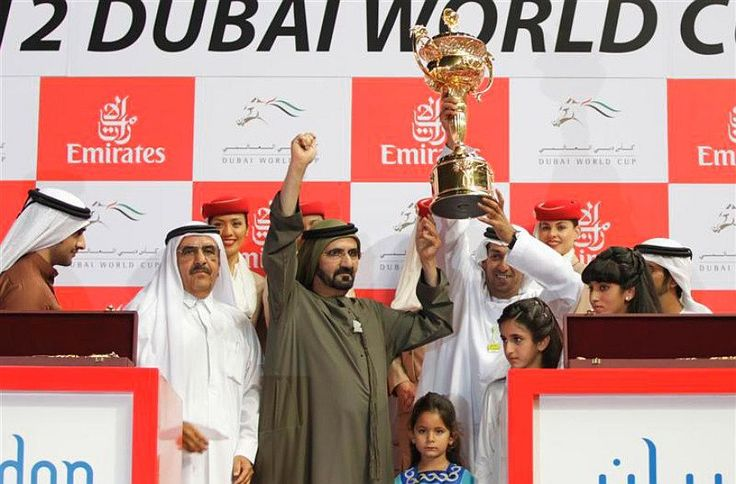 Sheikh Mohammed wants DWC back on top!