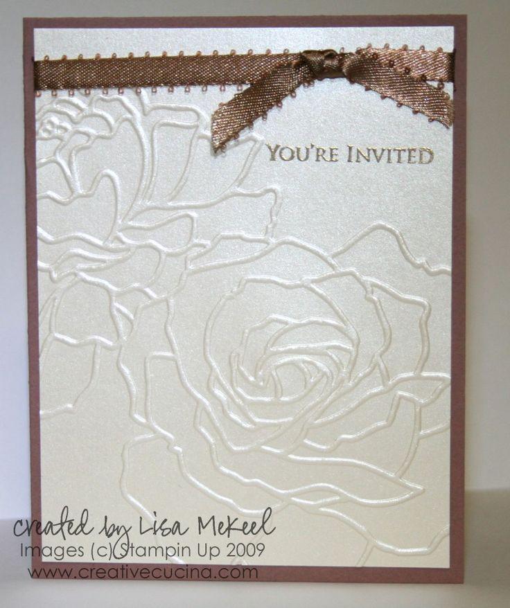 55th Wedding Anniversary Invitation Design Creative