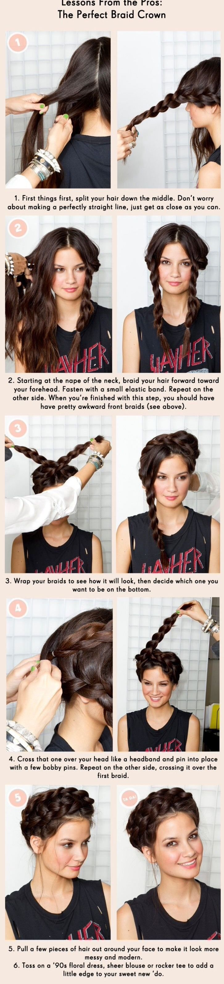 102 best hair styles images on Pinterest