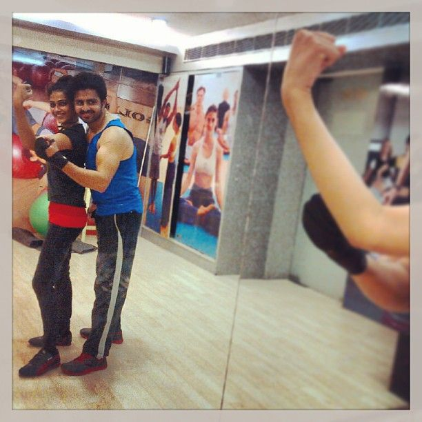 .@aakankshasingh30 | I have the power :D #gym#fun#strengthtogether:) | Webstagram - the best Instagram viewer