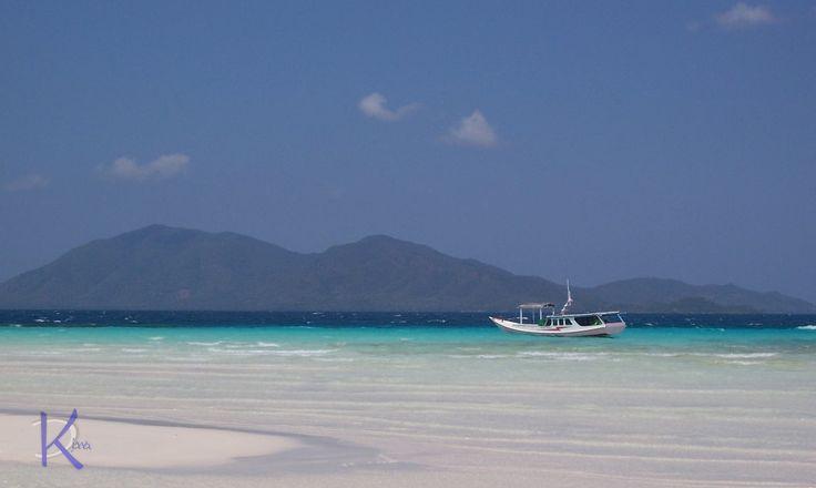 Indonesia beaches Karimunjawa islands