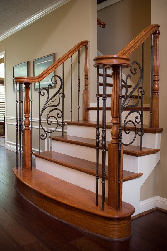 1000 Images About Iron On Pinterest Railing Design