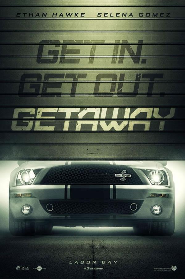 #Getaway com #Ethan #Hawke e #Selena #Gomez ganha cartaz http://cinemabh.com/imagens/getaway-com-ethan-hawke-e-selena-gomez-ganha-cartaz