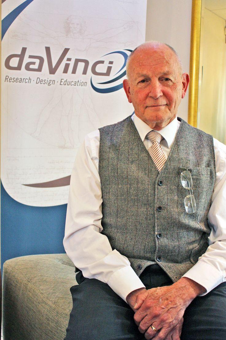 John Carlisle gave Exclusive Guest Lecture at Da Vinci