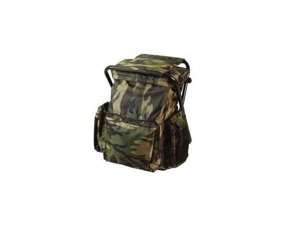 Backpack & Stool Combo   Vermont's Barre Army Navy Store