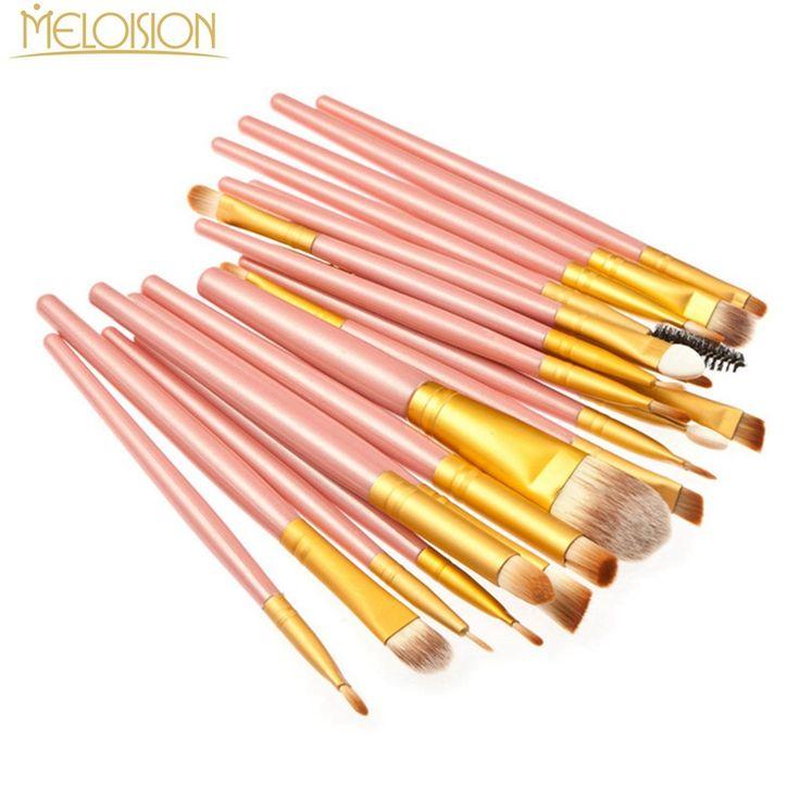 20pcs Women Makeup Brushes Set Eye Shadow Blush Powder Foundation Eyeliner Lip Eyebrow Make Up Brushes Cosmetics Kit Maquiagem