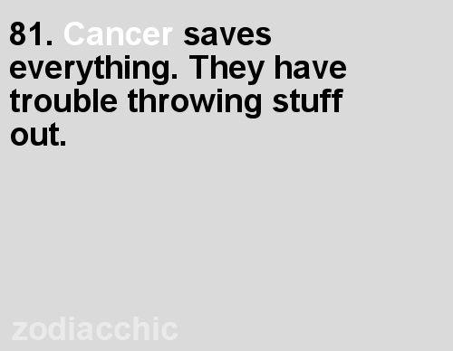 yep. zodiacchic:  ZodiacChic Post:Cancer