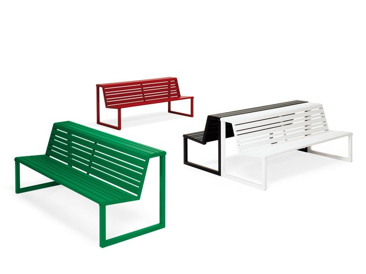 VENTIQUATTRORE.H24 DOUBLE SEAT by Diemmebi design Basaglia Rota Nodari