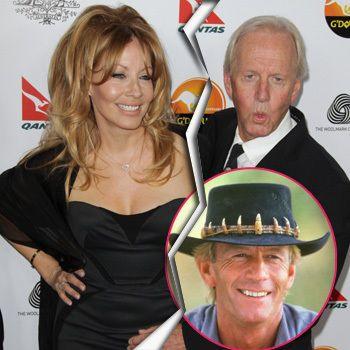 'Crocodile Dundee' Star Paul Hogan's Wife Files For Divorce | Radar Online