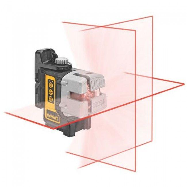 Nível a Laser Para Nivelamento de Pisos, Azulejos e Outros DW089K - Dewalt - Ferramentas - Ferramentas e Jardim