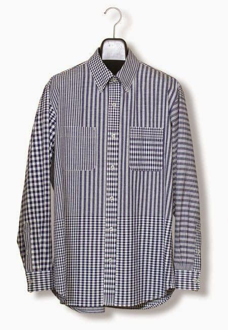 Patrón e Instrucciones para Camisa de Hombre Gratis (Talla XL)