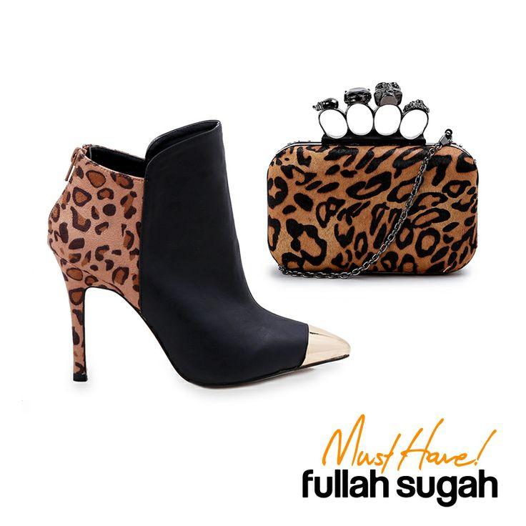 Autumn/Winter 2014 | FULLAHSUGAH MUST HAVE BAG/SHOES | http://fullahsugah.gr