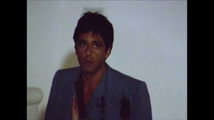 "Scarface - ""The World Is Yours"" HD"