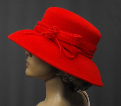 Custom hats millinery Kentucky Derby womens hats mens Gena Conti couture casual Millinery MI