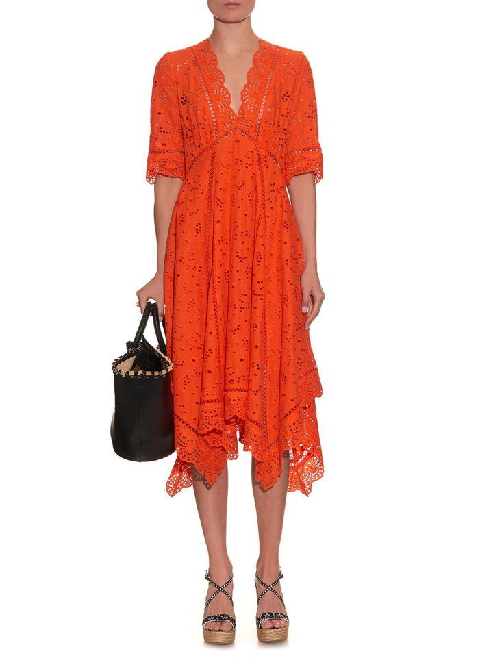 Marisol Eyelet broderie-anglaise dress | Zimmermann