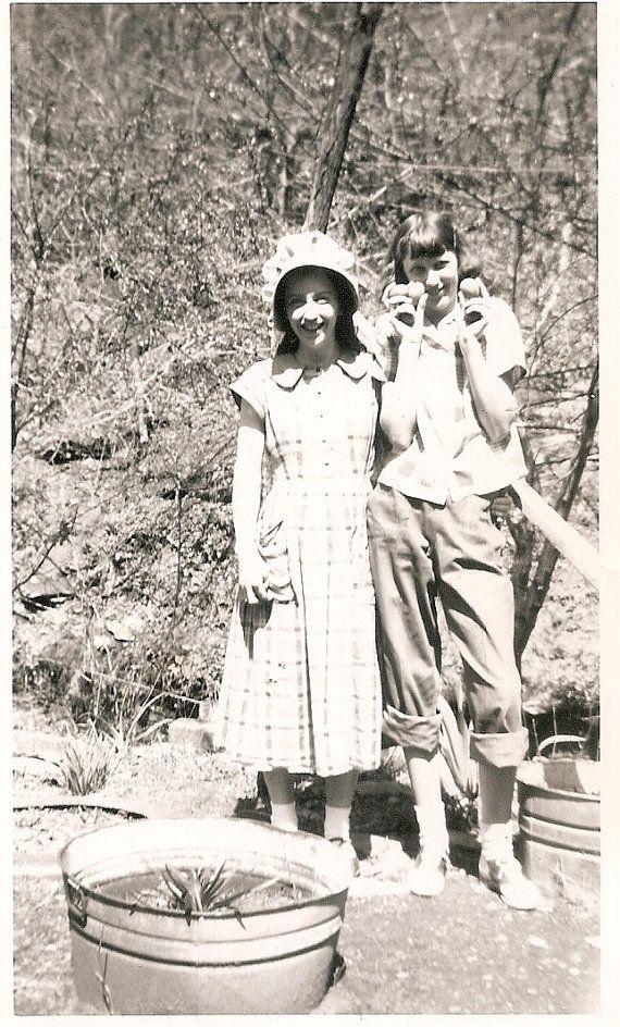 Appalachian farm girls, Kentucky