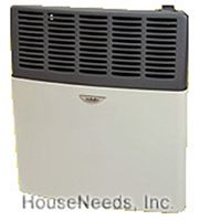 Eskabe Heater Direct Vent Furnace Natural Gas Wall Space Heater DVEL 12 NG
