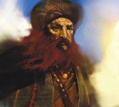 Pirate Barbarossa Khair Ad Din Pasha