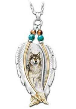 Wolf Jewelry for Women is a great gift for a loved one. Women love wolves for the wild beauty, strength and keen intelligence they have. Wolf...