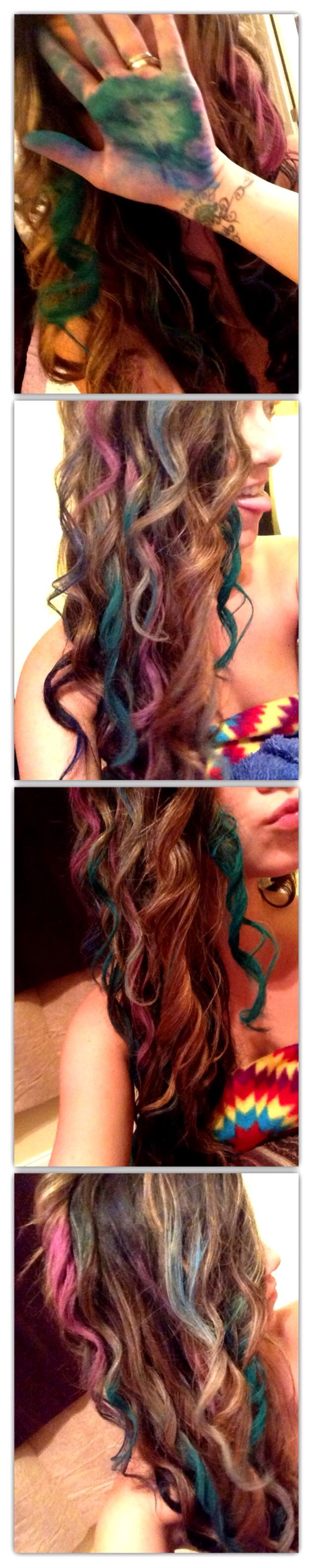 Turquoise Hair Dye Sally Beauty Supply