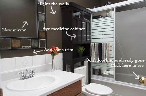 Ideas for my bathroom renovation