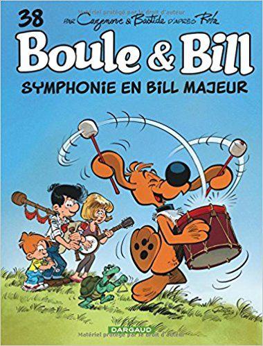 Boule & Bill, Tome 38 : Symphonie en Bill majeur - Bastide, Luc Perdriset, Jean Roba, Christophe Cazenove