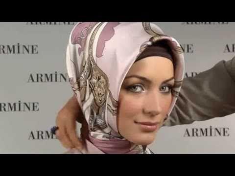 Modefa's Turkish Style Silk Hijab Tutorial Videos from Armine – Modefa USA